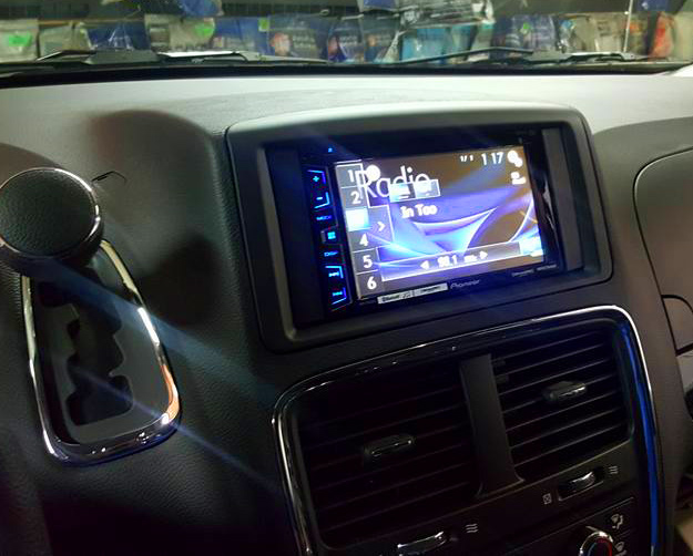Vehicle Dash Displays